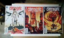 Constantine The Hellblazer issues #3 6 8(Dc,2015)