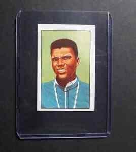 CASSIUS CLAY USA sticker VERY RARE olympics boxing Muhammad Ali 1976