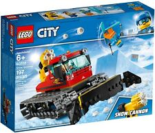 LEGO 60222 Snow Groomer with Snow Cannon City Brand new 2019 IN HAND !!