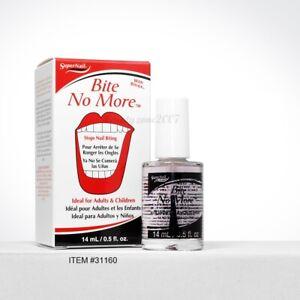 SuperNail Bite No More 0.5 fl oz/14ml - Stop Nail Biting