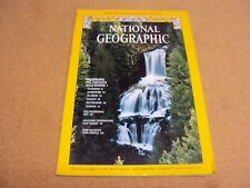 National Geographic July 1977 Wild & Scenic Rivers The Rat Turkey Gimi Tribesmen