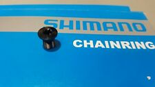 Shimano chainset chainring bolt Dura Ace Ultegra 9000 6800 8000 1 bolt