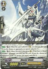 1x Cardfight!! Vanguard Blaster Blade - PR/0046EN - PR Light Play
