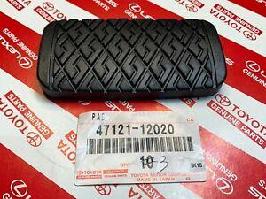 Genuine Toyota Corolla Tercel Matrix MR2 Automatic Brake Pedal Pad 47121-12020
