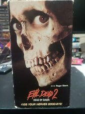 Evil Dead 2: Dead by Dawn (Vhs, 1998) horror Bruck Campbell