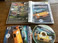 Need for Speed: Hot Pursuit 2 (Microsoft Xbox, 2002) Used Classic Free USA Ship
