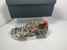 BRAND NEW Men's ADIDAS NMD R1 Camo Pack Size 10.5 G27915 CLEAR BROWN BOOST