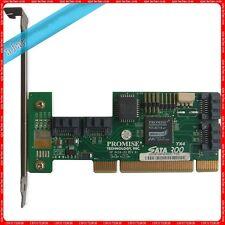 1PC Used Good Original PROMISE SATA300 TX4 SATA Card #CiT