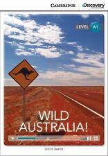 WILD AUSTRALIA! BEGINNING BOOK WITH ONLINE ACCESS by BeaverSimon (2014,...