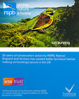 RSPB Pin Badge | Cirl Bunting | illustrated card [00128]