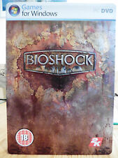 BioShock (Steelbook) (PC: Windows, 2007)