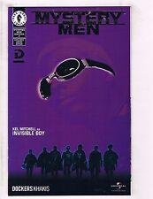 Mystery Men # 1 Nm 1st Print Movie Adaptation Dark Horse Comic Book Variant Bn14