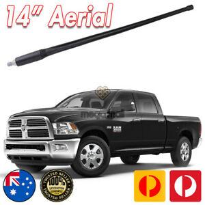 "Long 14"" Antenna Truck for Dodge Ram 2009-2021 1500 stubby bee 56038725AC"