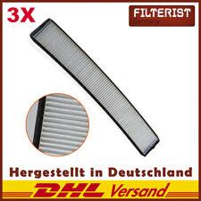 3x Filteristen Innenraumfilter Pollenfilter BMW 3er Cabriolet Compact E46,X3 E83