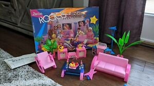 ARCO Barbie and the Rockers Rockin' House Party