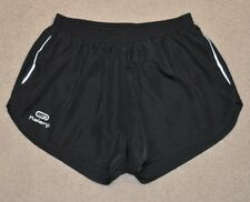 DECATHLON RUNNING SPRINTER POLYESTER SHORTS RETRO OLDSCHOOL VINTAGE 90s 00s L