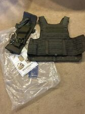 Eagle Industries Land CIRAS Vest Ranger Green LE Large FBI DEA RLCS Rangers