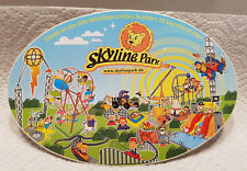 Aufkleber: Freizeitpark Skyline-Park.