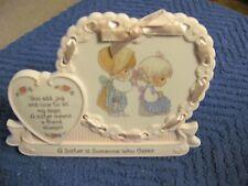 "Precious Moments ""Sister Desk Plaque"" 165948"