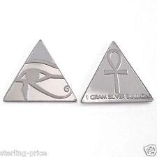 1 Gram Silver Bullion Egypt ANKH / EYE OF HORUS Good Health Protection .999 Fine