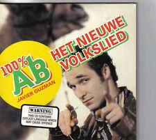 Javier Guzman-100% AB cd single