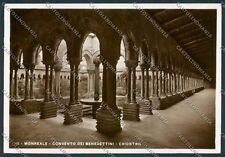 Palermo Monreale Foto FG cartolina D9525 SZI