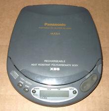 Panasonic SL-S165 Portable CD Player MASH -TESTED- Personal Compact Discman XBS