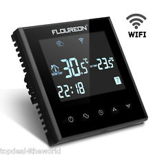 Floureon Smart WiFi Programmable Digital Touch Screen Thermostat Controller NEW