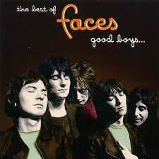 ROD STEWART FACES - THE BEST OF - GOOD BOYS... WHEN THEY'RE ASLEEP - NEW CD!!