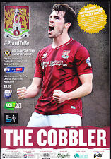 2015/16 NORTHAMPTON TOWN V NEWPORT COUNTY 25-03-2016 League 2
