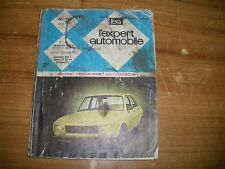 REVUE TECHNIQUE L'EXPERT AUTOMOBILE PEUGEOT 504 L essence et diesel