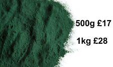 Chlorella Powder Organically Grown 100g 250g 500g 1kg 2kg BBE 13/8/23