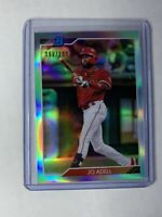 Jo Adell 2020 Bowman Heritage Silver Refractor #/199 - Angels