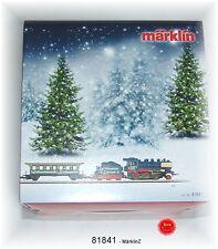 Märklin 81841 Spur Z Startset Weihnachtsmarkt 230 Volt mit BR 24 #NEU in OVP#