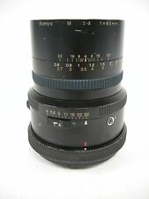"Mamiya RZ67 M 65MM F4 ""L-A"" Wide Angle Lens with floating element"