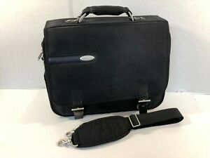 Samsonite Laptop Messenger Travel Bag Carry Case Luggage Flight Shoulder Strap