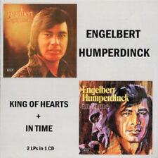 Engelbert Humperdinck – King Of Hearts + In Time  CD NEW SEALED