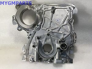 HUMMER H3 COLORADO CANYON 3.7 TIMING COVER WITH OIL PUMP NEW OEM GM  12628565