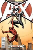 Avengers vs X-Men #9 Jim Cheung 1:25 Variant Cover