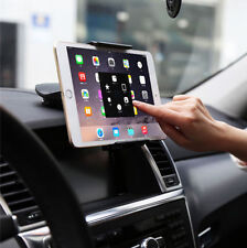 360° Rotatable Car Dash Suction Stand Cradle Mount Holder For iPad Tablet Phone