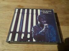 David Bowie - Stage       Doppel CD Box