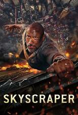 Skyscraper NEW DVD pre-order est Oct 2018 Dwayne Johnson, Neve Campbell Chin Han