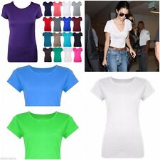 Women's Hip Length Fitted Tops & Shirts
