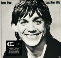 Iggy Pop - Lust For Life - 180gram Vinyl LP & Download *NEW & SEALED*