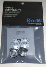 DJI Inspire 1/ E800 Quick Release Propeller Metal Mounting plate (CW2x2+CCWx2)