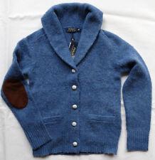 Polo Ralph Lauren Women Wool Cardigan Gr XS