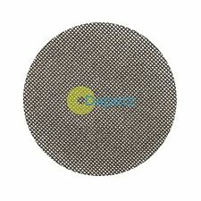 Hook & Loop Mesh Sanding Disc 125mm 10Pk - 80 Grit