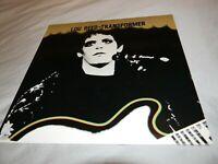 Lou Reed Transformer lp vinyl record LSP-4807