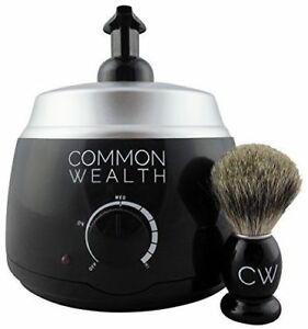 Common Wealth Professional Deluxe Hot Lather Machine Barber Latherizer King Size
