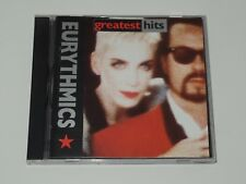 Greatest Hits - Eurythmics (CD 1991) XCLNT CD Ships Fast Fast Sweet Dreams